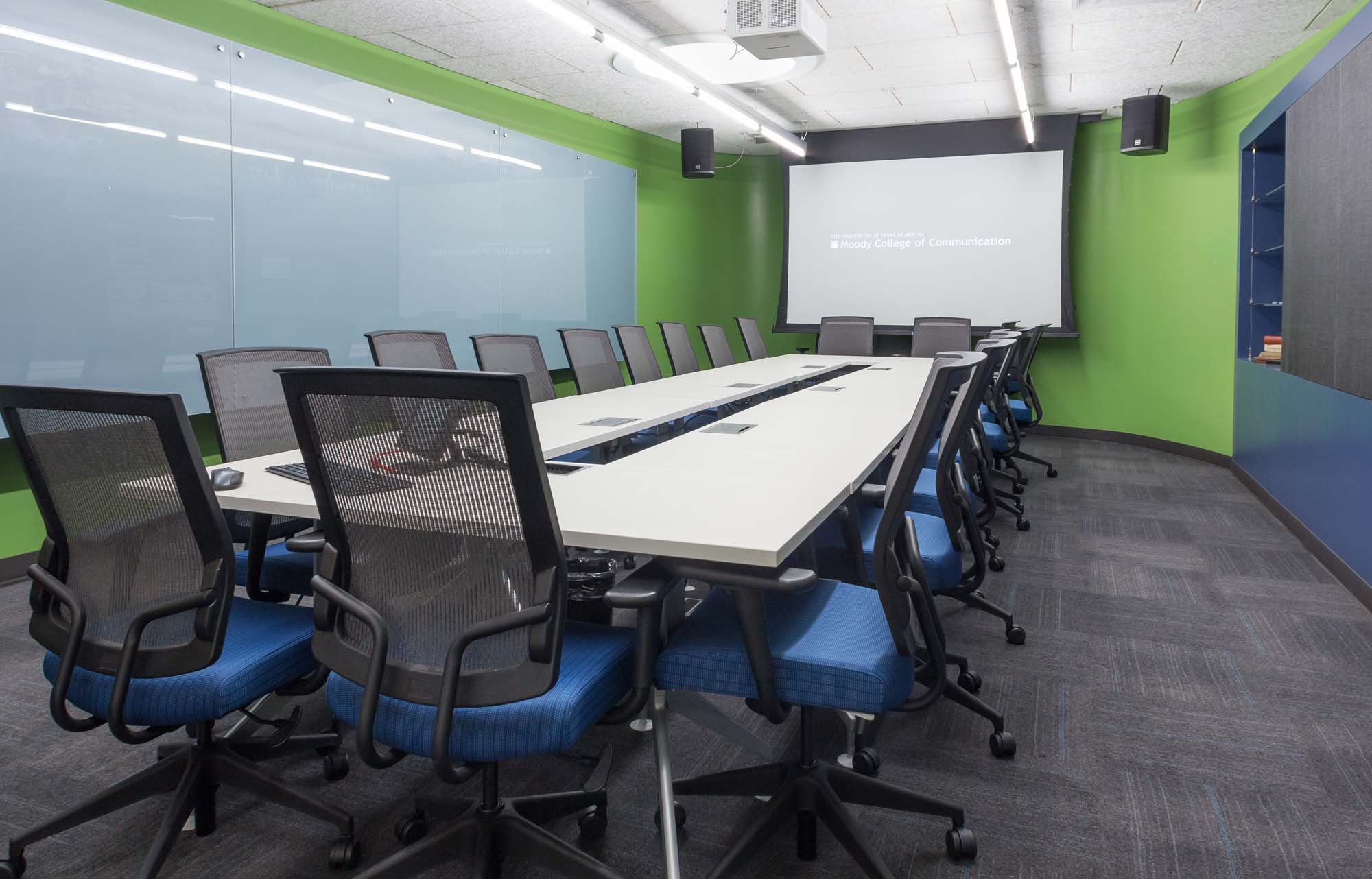 BMC 3.378A - JOU Karen Elliott House Conference Room | Moody College ...